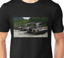 Holy Deloreans, Batman! Unisex T-Shirt