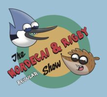 The Mordecai & Rigby Show Kids Tee