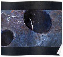 black holes Poster