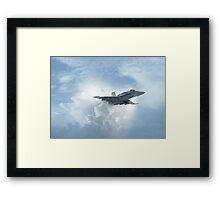 At the Speed of Sound Framed Print