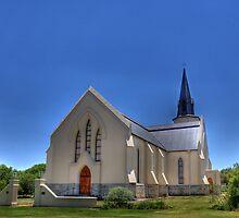 Dutch Reformed Church - Lydenburg by JandeBeer