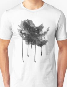 bLACK rAIN T-ShirT T-Shirt