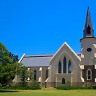 Dutch Reformed Church Lydenburg (II) by JandeBeer