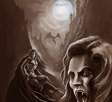 Descent of the Vampires by CarloReynolds