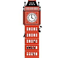 Big Ben Bus by ppmid