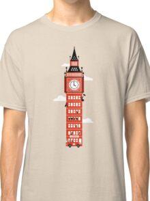 Big Ben Bus Classic T-Shirt