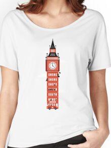 Big Ben Bus Women's Relaxed Fit T-Shirt