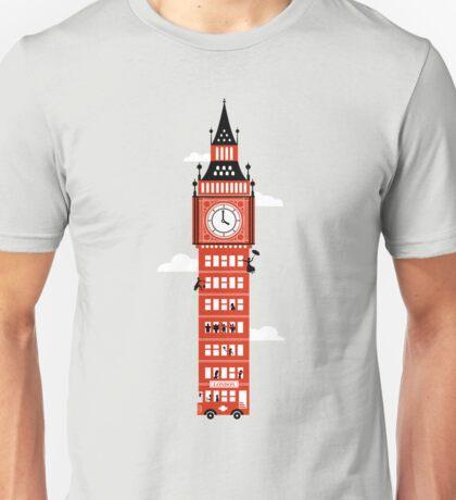 Big Ben Bus Unisex T-Shirt
