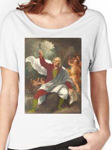 Ben Franklin Shazam Women's Relaxed Fit T-Shirt