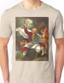 Ben Franklin Shazam Unisex T-Shirt