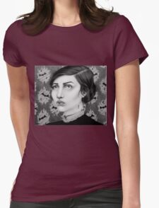 Ms Harker Womens Fitted T-Shirt