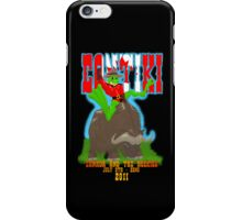 contiki canada iPhone Case/Skin