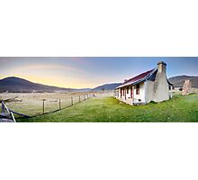 Orroral Homestead, Namadgi National Park, ACT, Australia Photographic Print