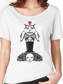 Alice Totem Women's Relaxed Fit T-Shirt