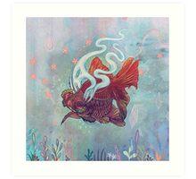 Ocean Jewel Art Print