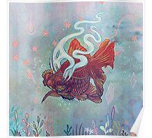 Ocean Jewel Poster