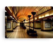 Gants Hill Tube Station  Canvas Print