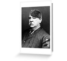 Super Grover Cleveland Greeting Card