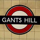 Gants Hill by rsangsterkelly