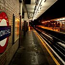 Travelling East - Harrow-On-The-Hill by rsangsterkelly