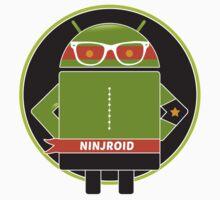 geek - ninjroid by dmcloth