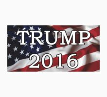 Donald Trump For President 2016 Stickers, Shirts, Skins, Cases, Mugs, Poster Kids Tee