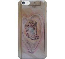 Water Angel iPhone Case/Skin