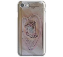 Water Angel iPhone Case/Skin