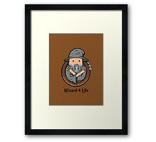 Wizards Represent! Framed Print