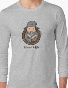 Wizards Represent! Long Sleeve T-Shirt