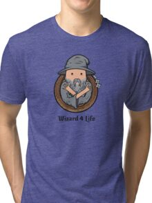 Wizards Represent! Tri-blend T-Shirt
