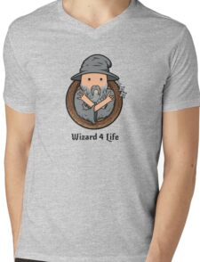 Wizards Represent! Mens V-Neck T-Shirt