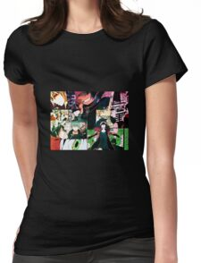 DRRR!! Manga Anticipation Womens Fitted T-Shirt