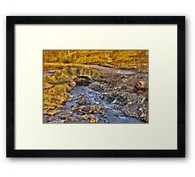 Ashness Bridge - Lake District Framed Print