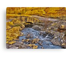 Ashness Bridge - Lake District Canvas Print