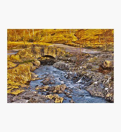 Ashness Bridge - Lake District Photographic Print