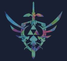 Skyward Sword Blue by cluper