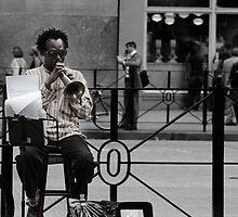 Trumpeteer by Maxkoumo