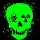 Toxic Skull by GrimDork