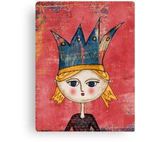 crown Canvas Print