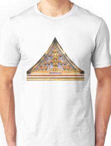 Buddhist Symbols Unisex T-Shirt