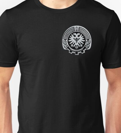K: Return of Kings - Silver Insignia (Silver Clan) Unisex T-Shirt