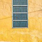 Yellow Wall by eyeshoot