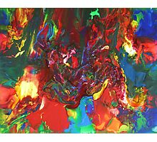 Lava Flow Photographic Print