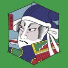 Heroes of the Ages: Nasuno Yoichi by nekineko