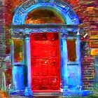 London Door by John Cranshaw