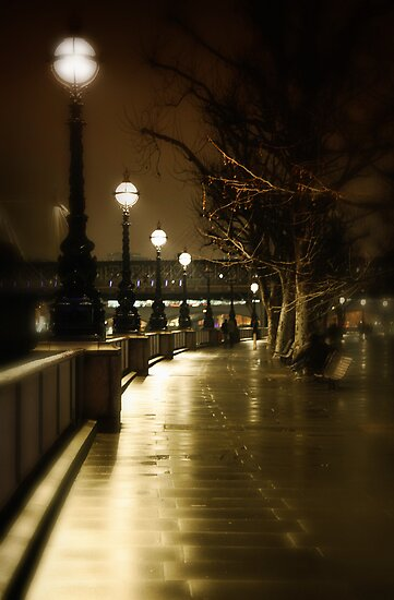 Night Passage by GIStudio
