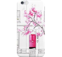 London in Spring iPhone Case/Skin