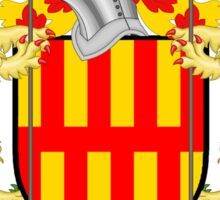Northumberland coat of arms Sticker