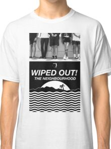 Wiped Out! Classic T-Shirt
